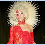 Протест против папарацци от Леди Гага