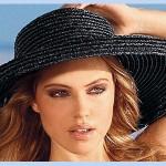 Стильные женские шляпы