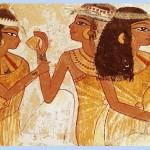 Древний Египет- рождение косметики