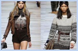 Скандинавский стиль в элементах одежды
