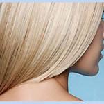 Уход за светлыми волосам