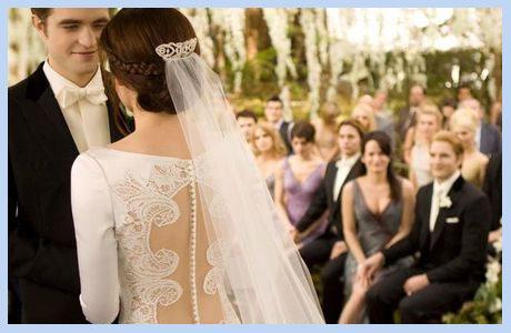Бестселер - свадебное платье Беллы из «Сумерек»