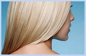 Красота светлых волос
