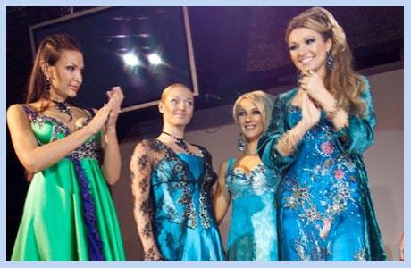 Превращение в восточную красавицу от Ольги Русан